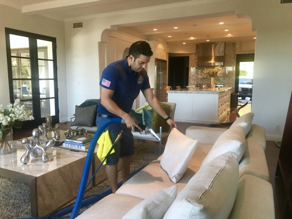 Deep Carpet Cleaning Service Chino County